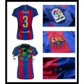 A Partir Do Site Uniforme Futebol Pique Barcelona Feminina 2016 2017 I Mais Barato Online