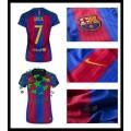 A Partir De Venda Camisas Futebol Arda Barcelona Feminina 2016-2017 I Loja On-Line