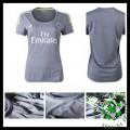 Camisas Du Futebol Real Madrid 2015/2016 Ii Feminina