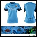 Camisa Futebol Barcelona 2015/2016 Iii Feminina