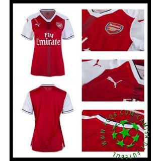 Camisetas Arsenal 2016-2017 I Feminina