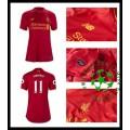 Camisa Liverpool Firmino 2016/2017 I Feminina