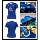 Camisas Futebol Everton 2016 2017 I Feminina