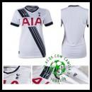 Camisas Futebol Tottenham 2015 2016 I Feminina