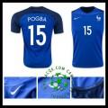 Ou Comprar De Camisas De Futebol Pogba França Masculina 2016-2017 I Loja On-Line