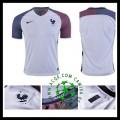 Loja Uniformes Futebol França Masculina 2016/2017 Ii Loja On-Line