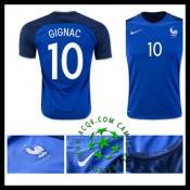 Promo Camisa De Futebol Gignac França Masculina 2016 2017 I Online Store