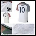 Camisas De Futebol França Zidane Euro 2016/2017 Ii Masculina