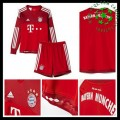 Camisa Bayern München Manga Longa Goleiro 2015-2016 Ii Infantil