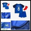 Camisas Futebol França Valbuena Euro 2016/2017 I Infantil