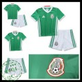 Camisas México 2016-2017 I Infantil