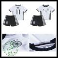 Camisas Du Futebol (11 Reus) Alemanha Autêntico I Euro 2016 Infantil