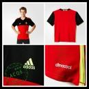 Camisa De Futebol Bélgica Autêntico I Euro 2016 Infantil