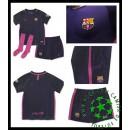 Uniforme Futebol Barcelona 2016/2017 Ii Infantil