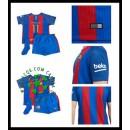 Crie Sua Camisa Futebol Nermay Jr Barcelona Infantil 2016/2017 I On-Line