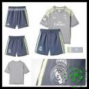 Camisas Futebol Real Madrid 2015/2016 Ii Infantil