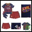 Camisas Futebol Barcelona 2015/2016 I Infantil