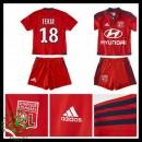 Camisas Futebol Olympique Lyonnais Fekir 2015/2016 Ii Infantil
