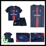 Camisas Futebol Paris Saint Germain 2015 2016 I Infantil