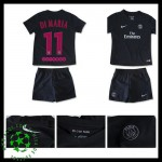 Camisas Futebol Paris Saint Germain Di Maria 2015/2016 Iii Infantil