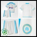 Camisa Du Futebol Olympique De Marseille 2015-2016 I Infantil
