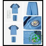 Uniforme Futebol Manchester City 2016-2017 I Infantil