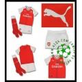 Camisa Futebol Arsenal 2016-2017 I Infantil