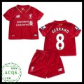 Comprar Camisa Futebol Steven Gerrard Liverpool Infantil 2015/2016 I Online Store