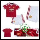 Camisas Du Futebol Manchester United 2015 2016 I Infantil