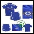 Uniformes De Futebol Chelsea 2015-2016 I Infantil
