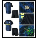 Uniforme Futebol Inter Milan 2016-2017 I Infantil