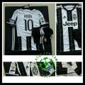 Um Rebanho Camisas Futebol Pogba Juventus Infantil 2016 2017 I Mais Barato Online