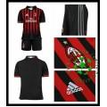 Camisa Ac Milan 2016-2017 I Infantil