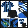 Camisas De Futebol Inter De Milão (9 Icardi) 2015/2016 I Infantil