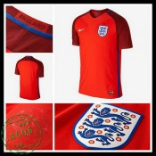 Camisas Du Futebol Inglaterra Euro 2016/2017 Ii Masculina