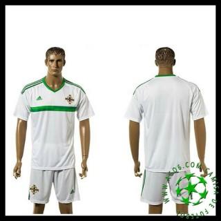 Comprar Camisa De Futebol Irlanda Do Norte Masculina 2016 2017 Ii Loja On-Line