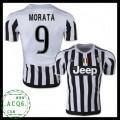 Provedor Uniforme De Futebol Morata Juventus Masculina 2015/2016 I Loja On-Line
