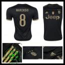Camisa Futebol Juventus (8 Marchisio) 2015 2016 Iii Masculina