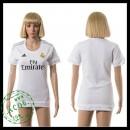 Real Madrid Camisas Futebol 2015 2016 I Feminina