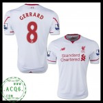 Compra Camisa De Futebol Gerrard Liverpool Masculina 2015-2016 Ii Loja On-Line