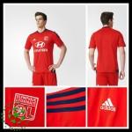 Camisa Futebol Olympique Lyonnais 2015-2016 Ii Masculina