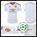 Camisas De Futebol Manchester United 2015/2016 Ii Masculina