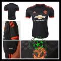 Camisa Futebol Manchester United 2015-2016 Iii Masculina