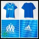 Uniforme Futebol Olympique De Marseille 2015/2016 Iii Masculina
