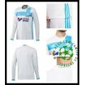 Camisetas Olympique Marseille Manga Longa 2016 2017 I Masculina