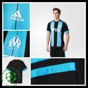 Camisas Du Futebol Olympique De Marseille 2015 2016 Ii Masculina
