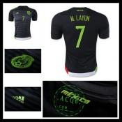 Camisa Du Futebol México (7 M.Layun) 2015/2016 I Masculina