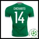 Compra Camisas Futebol Chicharito México Masculina 2016 2017 I Loja On-Line