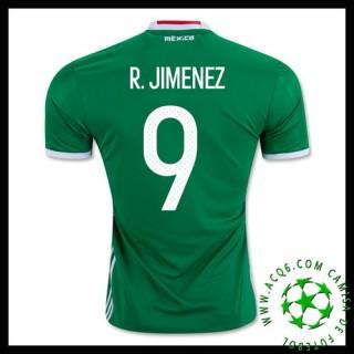 A Partir De Venda Camisetas R.Jimenez México Masculina 2016/2017 I Loja On-Line