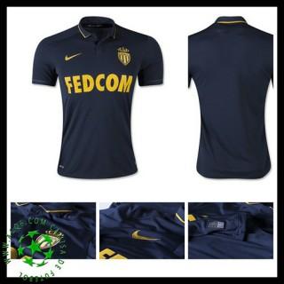 Camisa Futebol Monaco 2015-2016 Ii Masculina